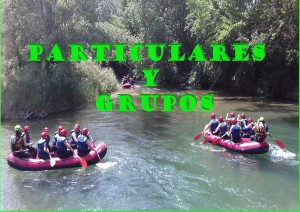 Sin explora rafting grupos ok1